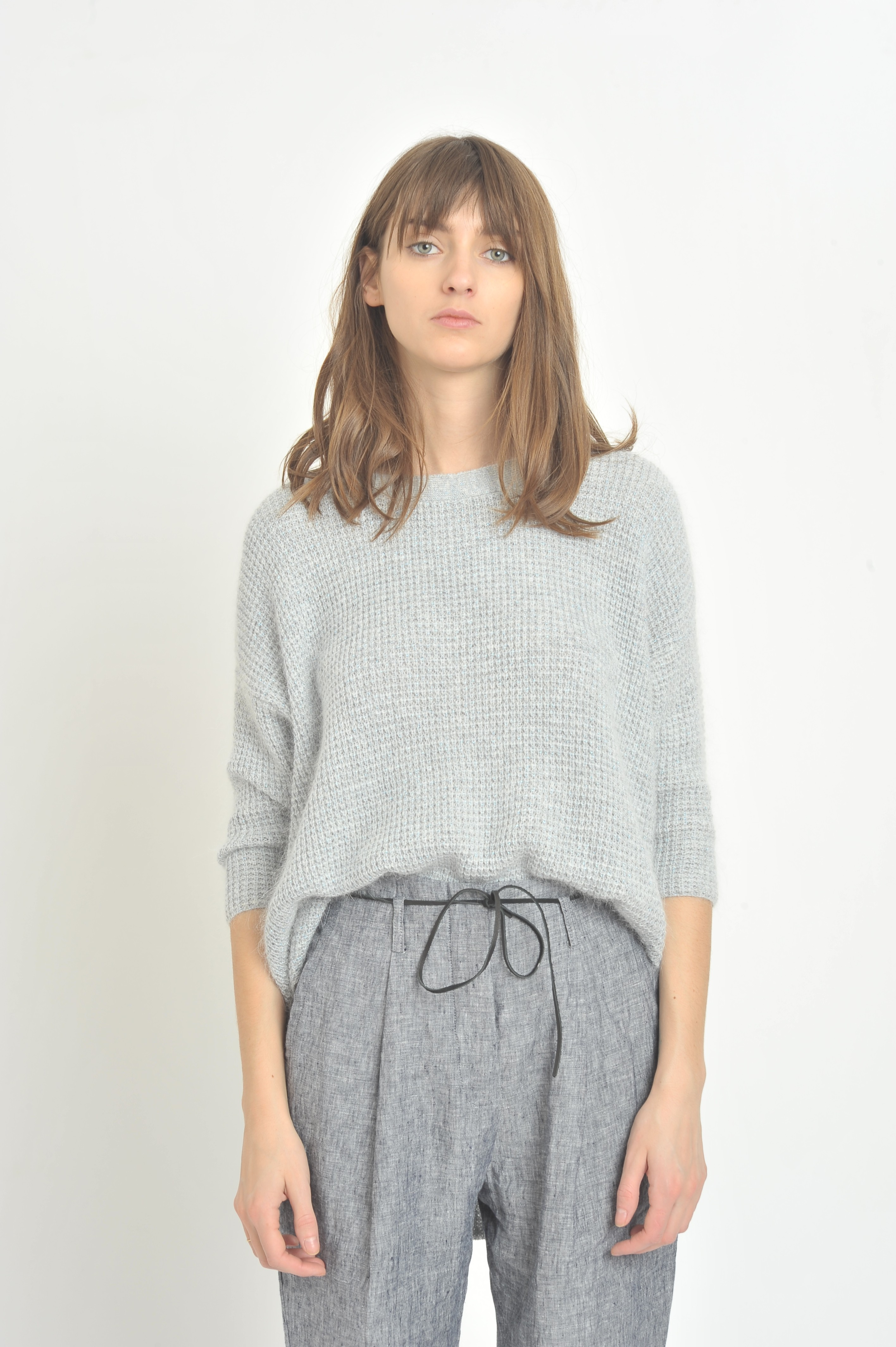 Pull Fuego Gris